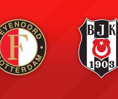 Beşiktaş'ın Şampiyonlar Ligi'ndeki rakibi Feyenoord
