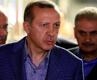 Erdoğan: Asıl kırıcı davranan Amerika'dır