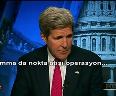 John Kerry İsrail'in operasyonundan rahatsız