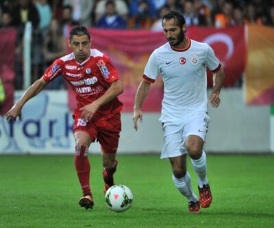 Hazırlık maçı: Vorwarts Steyr: 1 - Galatasaray: 3