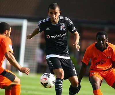 Hereford United - Beşiktaş: 0-6 (Maçın golleri)