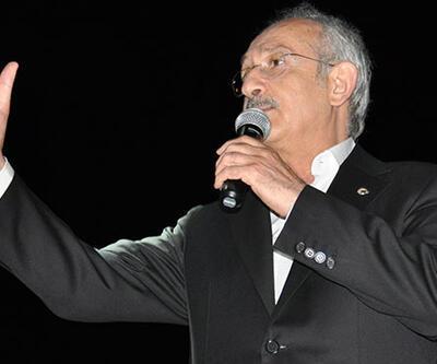 Kılıçdaroğlu: Yolsuzlukları ortaya çıkartan ekipten intikam almak istiyorlar
