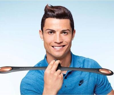 Cristiano Ronaldo bakakaldı!