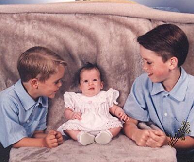 Birbirinden garip bebek fotoğrafları