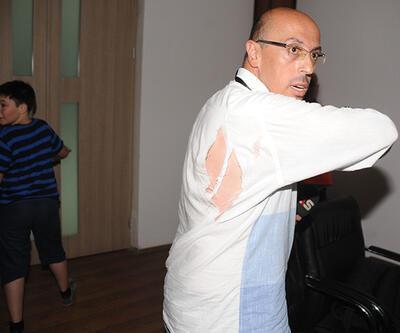 Gürcistan'da Türk gazetecilerin 3 saat boyunca ifadesi alındı