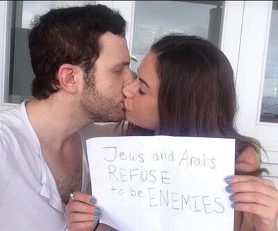 """""""Yahudiler ve Araplar düşman olmayı reddediyor"""""""