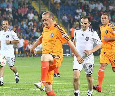 İşte Başbakan Erdoğan'ın 3 golü (VİDEO)