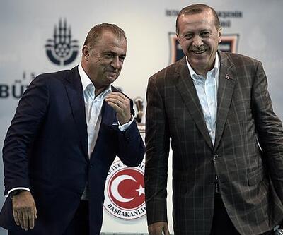 Erdoğan'dan Fatih Terim'e büyük sürpriz
