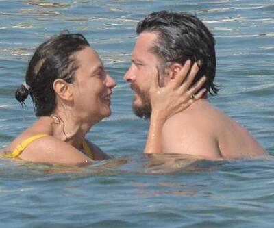 Yeşim Salkım aşk tatilinde
