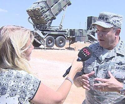 NATO Komutanı Kürecik radarıyla ilgili iddiaları CNN TÜRK'e açıkladı