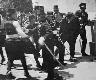 Birinci Dünya Savaşı'nın ilk 10 günü