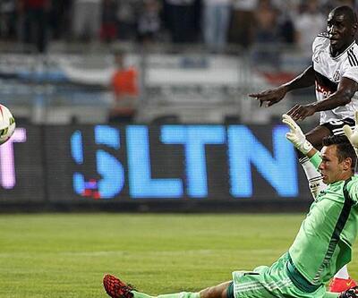 Beşiktaş - Feyenoord: 3-1 (Maçın geniş özeti)
