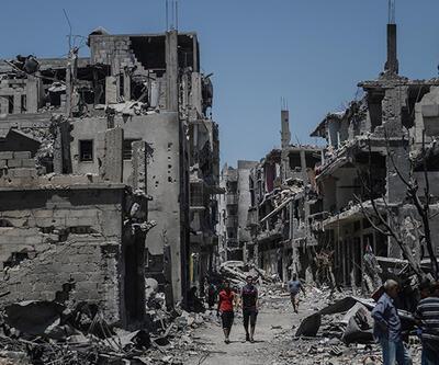Ateşkes bozuldu, İsrail Gazze'yi vurdu