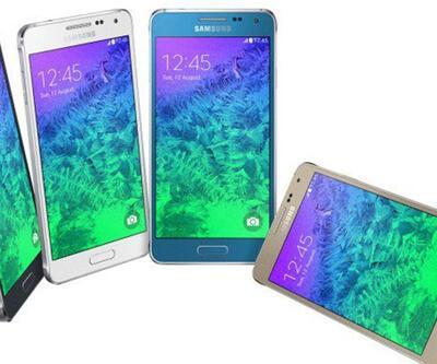 Samsung Galaxy Alpha'nın teknik özellikleri ve fiyatı