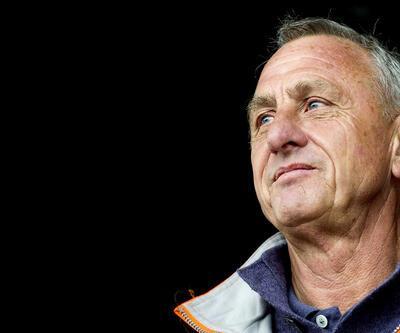 Cruyff'a kanser teşhisi konuldu