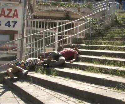 Bonzai içen gençler ölümden döndü