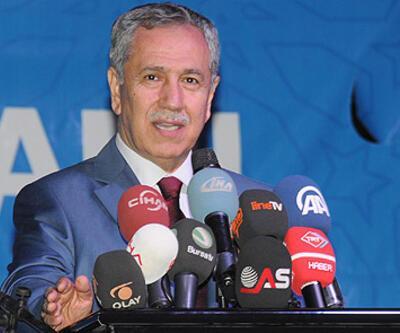 Başbakan Yardımcısı Arınç'tan yalanlama