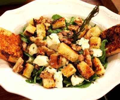 Ballı Sumaklı Semizotu Salatası