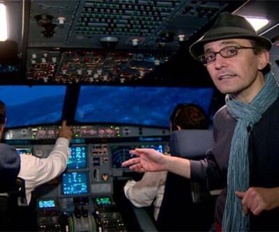 Uçakta neler oluyor?