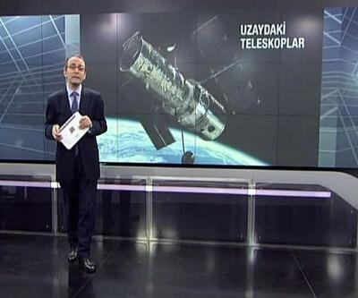 Uzaydaki teleskoplar: Emin Çapa ile Aklın İzi - (07.03.2013)