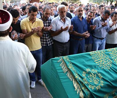 Kumburgaz'da kaybolan genç için cenaze töreni düzenlendi