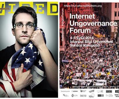 """ABD'nin peşine düştüğü Edward Snowden """"İstanbul""""da!"""
