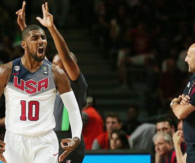 FIBA 2014 Dünya Kupası finali: ABD - Sırbistan: 129-92