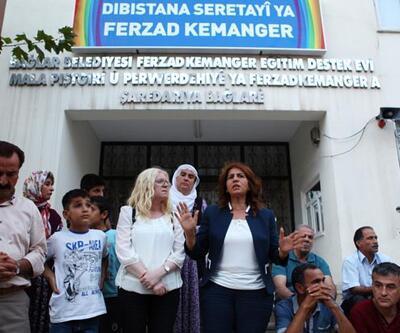 DBP'li Başkan, mührü söküp okulu açtı!