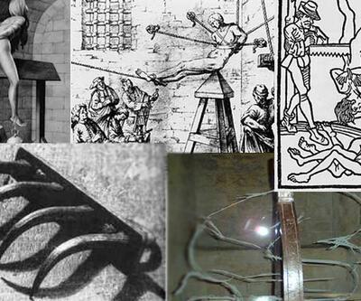 En korkunç Ortaçağ işkence aletleri