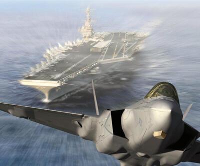 """ABD Hava Kuvvetleri'nin """"Yırtıcı Kuş""""u, """"F-22 Raptor"""""""