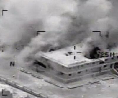 IŞİD hedefleri böyle vuruldu