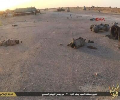 IŞİD 251 Irak askerini vahşice öldürdü, fotoğraflarını yayınladı