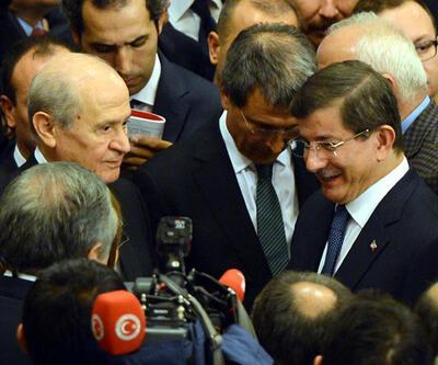 Davutoğlu, Devlet Bahçeli'den randevu talep etti