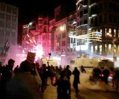 """Ülke genelinde """"Kobani"""" protestoları..."""