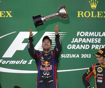 Formula 1 Özel - Japonya - 2013