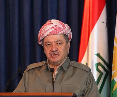 """Barzani: """"Peşmerge ABD'nin desteği, Türkiye'nin rızasıyla gitti"""""""