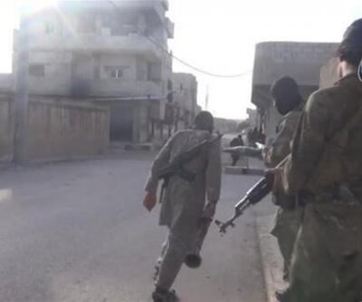 IŞİD'in paylaştığı Kobani fotoğrafları