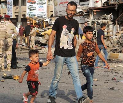 Irak'ta Şii camisine saldırı: 21 ölü