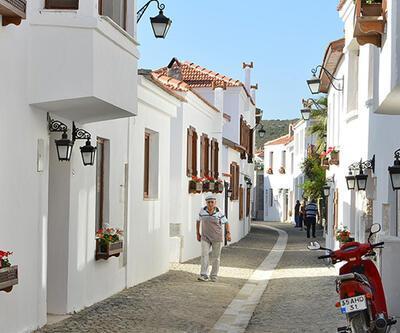Bu tatil köyü tam 500 yıllık!