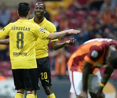 Galatasaray - Borussia Dortmund: 0-4 (Maç Özeti)