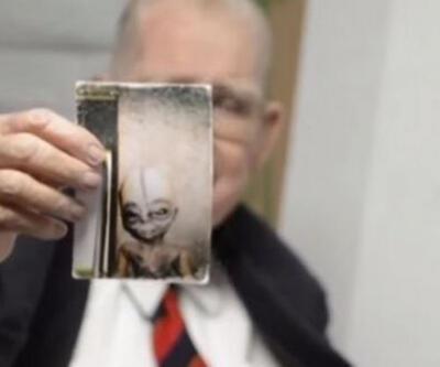ABD'li bilim adamı uzaylıların fotoğraflarını yayınladı
