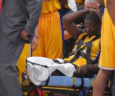 Julius Randle'ın ayağı kırıldı
