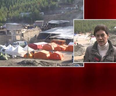 Ermenek'te madencileri arama çalışmaları devam ediyor