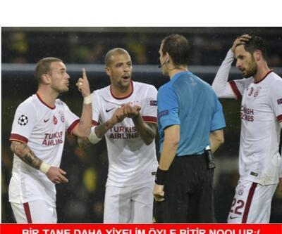 Galatasaray 4 gol capsleri