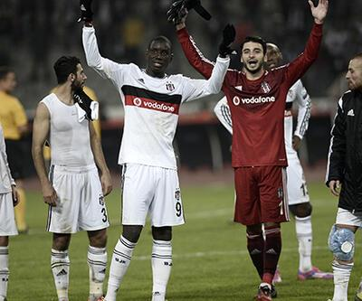 Beşiktaş - Partizan: 2-1 (Maç Özeti)