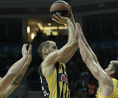 Fenerbahçe Ülker: 78 - Barcelona: 80