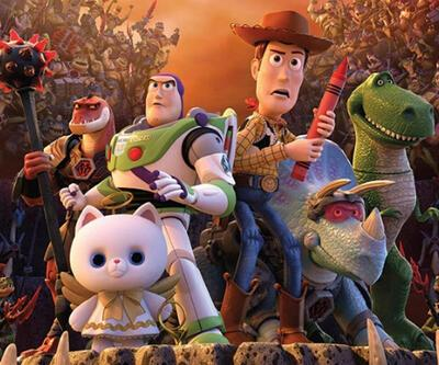Toy Story 4 geliyor