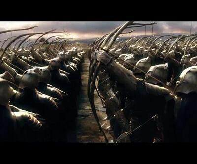 """The Hobbit: The Battle of the Five Armies""in yeni trailer'ı"
