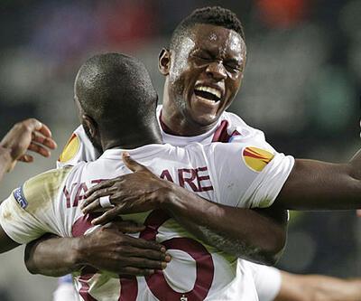 Lokeren - Trabzonspor: 1-1 (Maç Özeti)