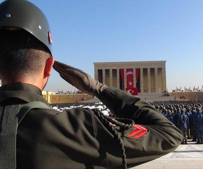 Türkiye'den ''10 Kasım'' manzaraları